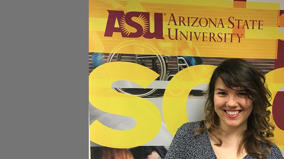 Guiomar Merodio is visiting scholar fellowship at the Office of Sex Trafficking Intervention Research (STIR), Arizona State University