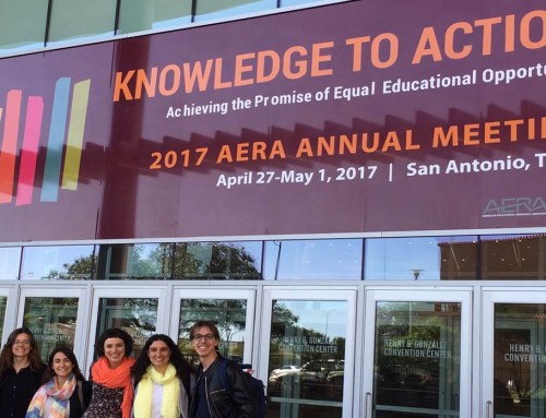 Contributions to AERA Conference 2017