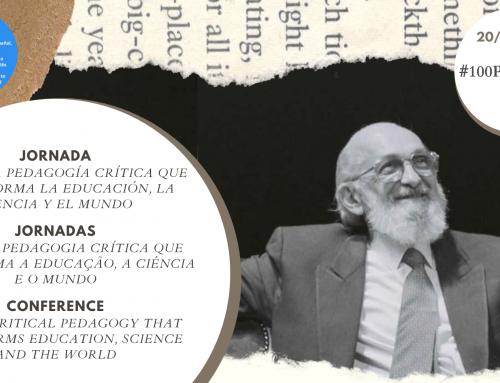 Más de 2300 personas de todo el mundo participan en el principal acto de homenaje a Paulo Freire en su centenario