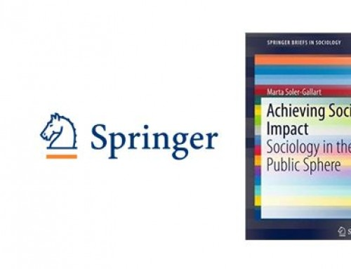Springer publishes a book about CREA