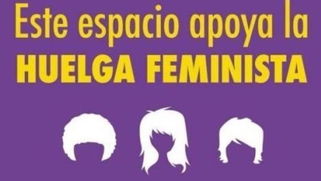 International Women's Strike 8M 2019