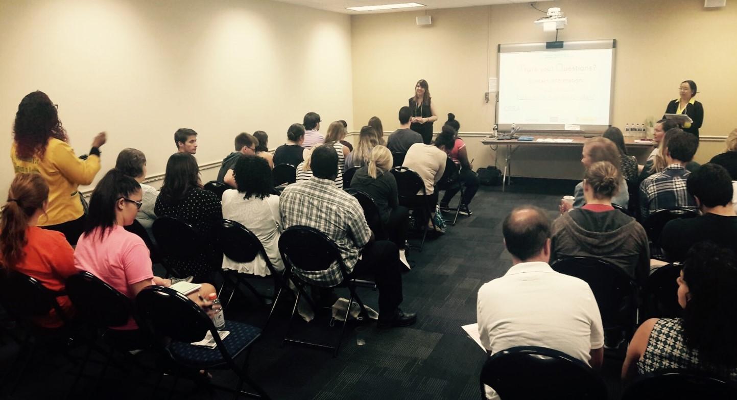 Resultats I+D Trata a la 14th Human Trafficking & Social Justice Conference